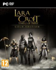 Игры для PC Namco Bandai Games Lara Croft and the Temple of Osiris - Gold Edition PC