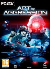 Игры для PC Pan Vision Games Act of Aggression, PC